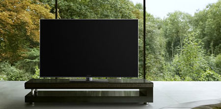 Panasonic Smart Viera 2012 TVs