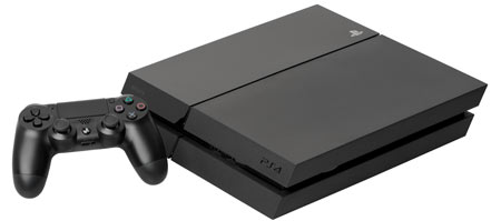 PlayStation 4 has launched