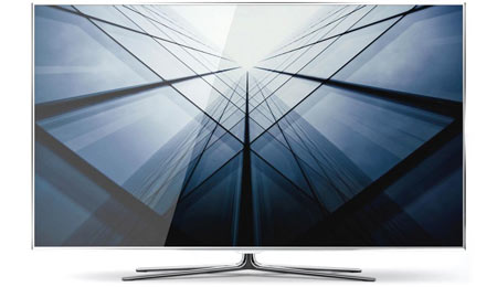 Samsung D8000 LED review