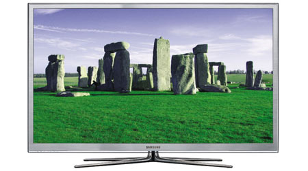 Samsung D8000 plasma review