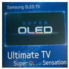 Samsung Super OLED-TV