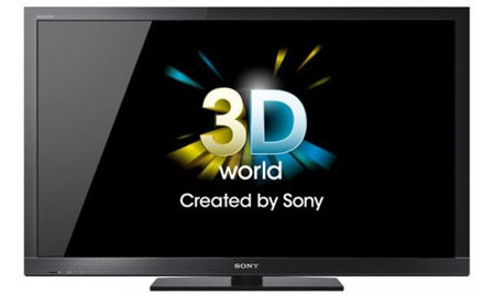 Sony FPA new LCD technology