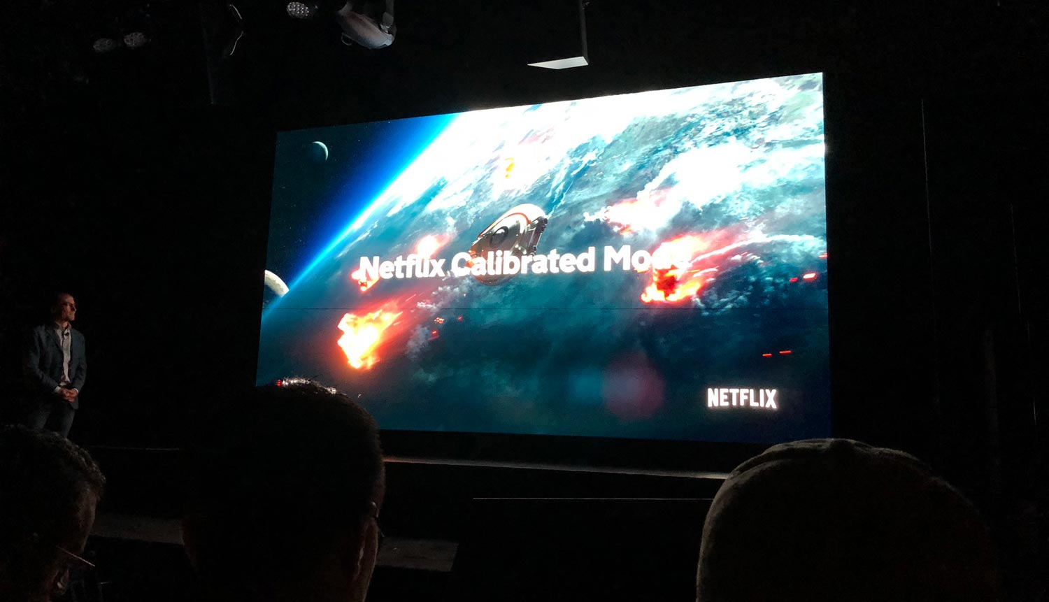 Netflix Calibrated Mode' coming exclusively to Sony Master OLED