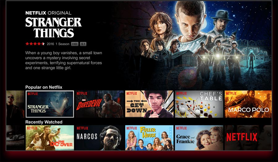 Netflix is coming to Comcast X1 this week review - FlatpanelsHD