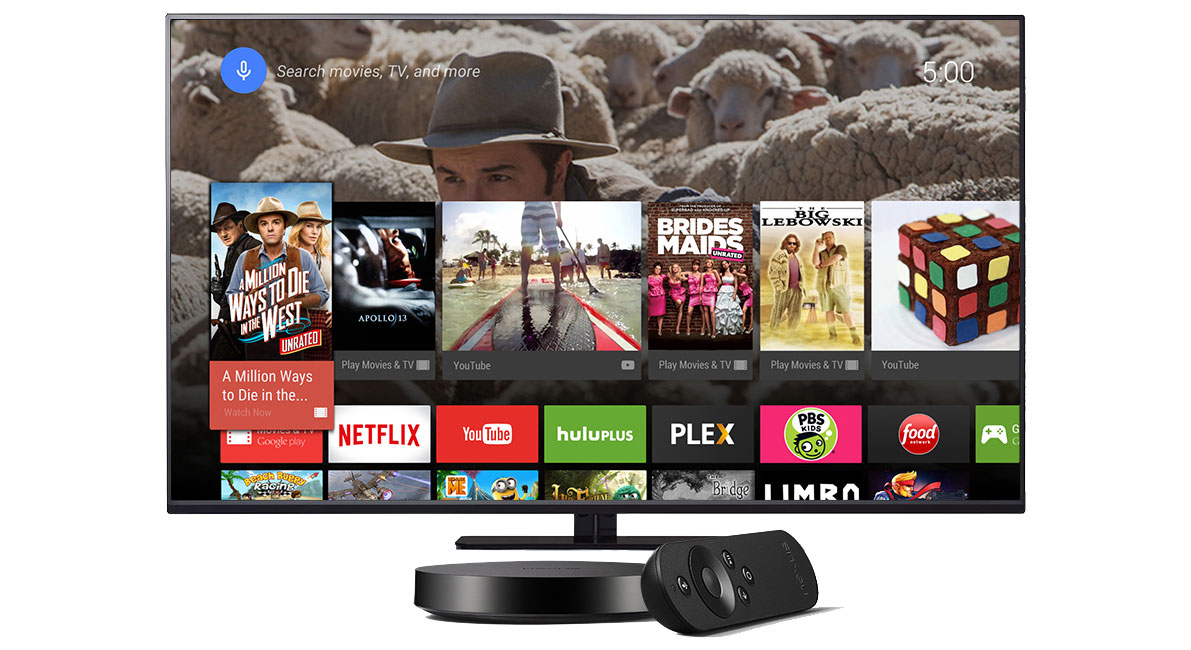 Nexus Player with Android TV review - FlatpanelsHD