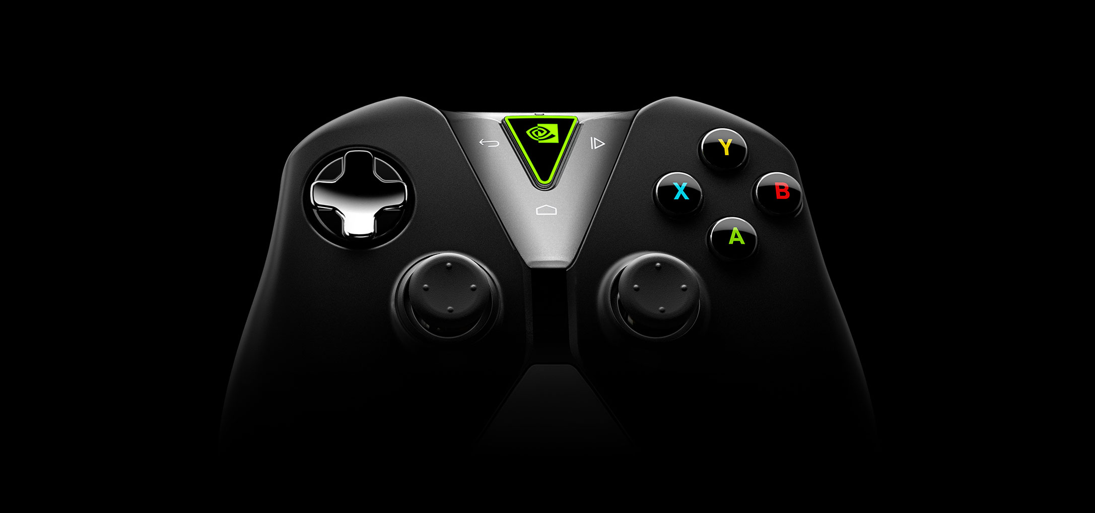 Nvidia Shield game controller