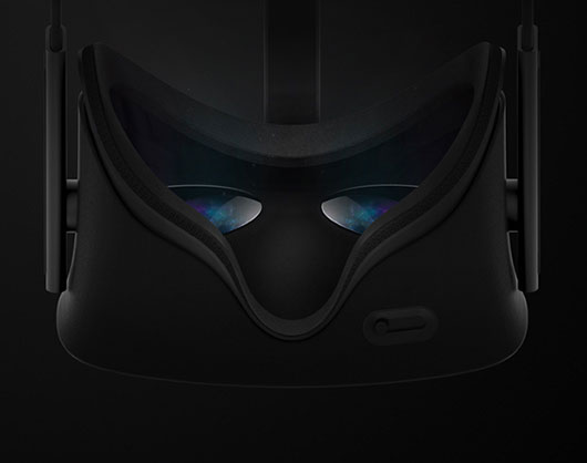 The final Oculus Rift