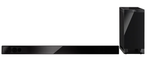 Panasonic's 2011 sound bar
