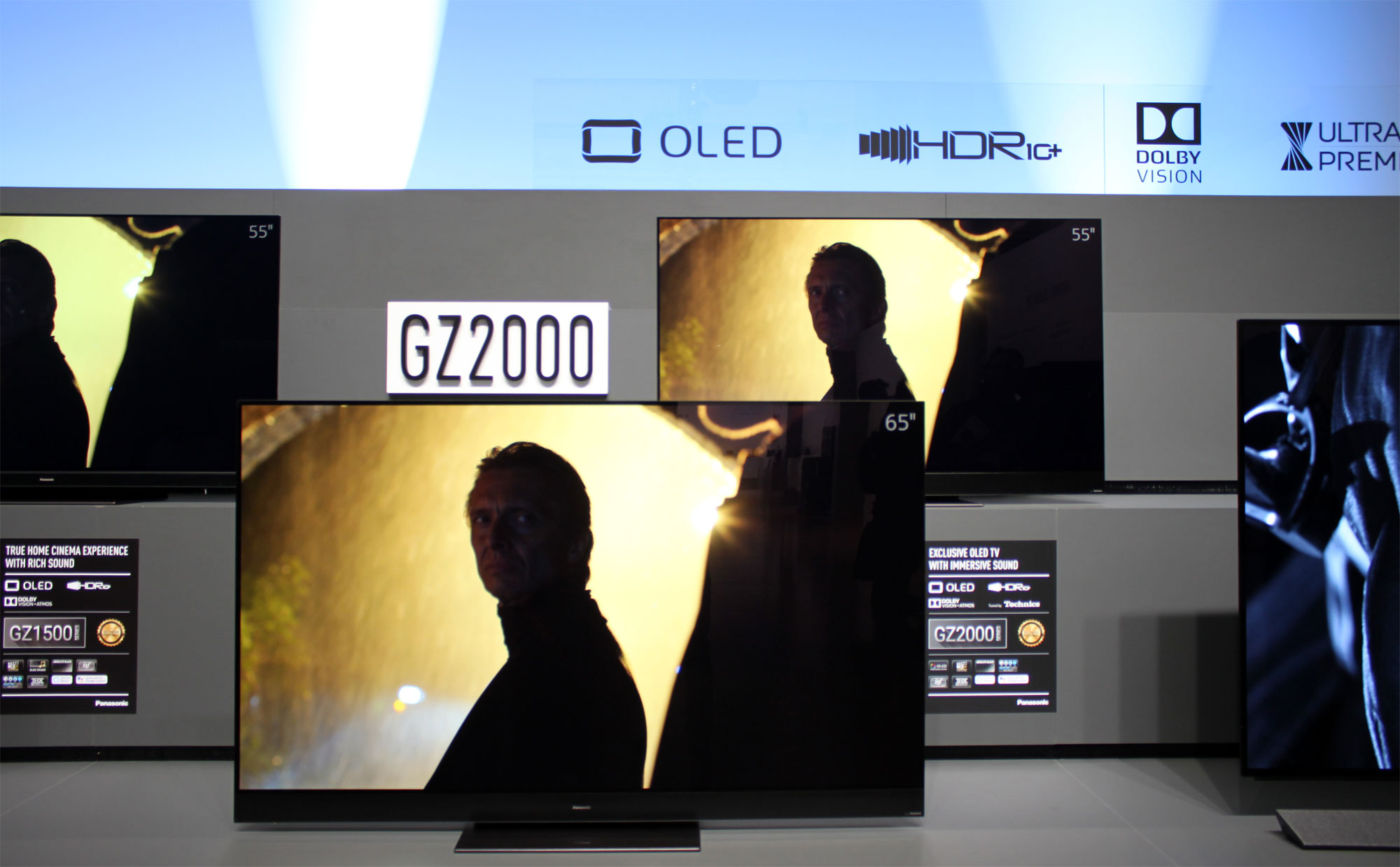 Hands-on: Panasonic 2019 OLED and LCD TVs - FlatpanelsHD