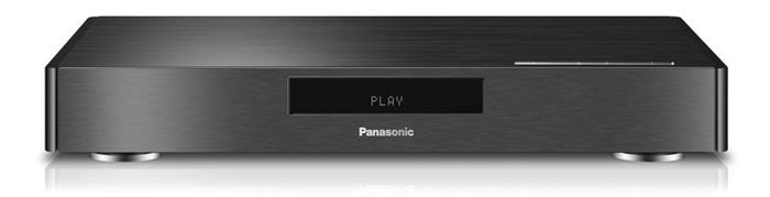 Panasonic 4K Blu-ray player
