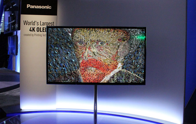Panasonic 4K OLED-TV
