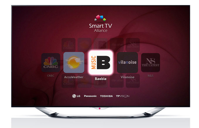 Panasonic joins the Smart TV alliance