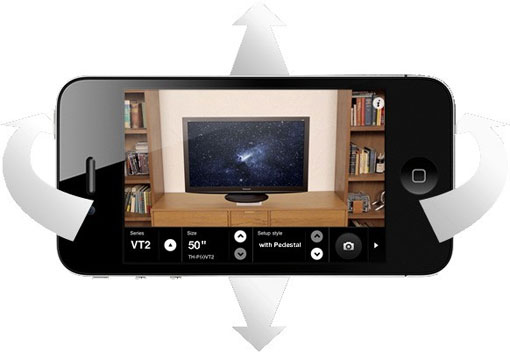 how to choose tv size