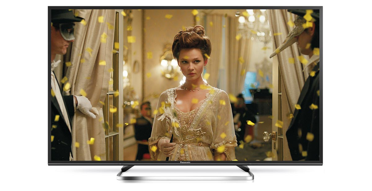 Panasonic's 2017 LCD TV line-up
