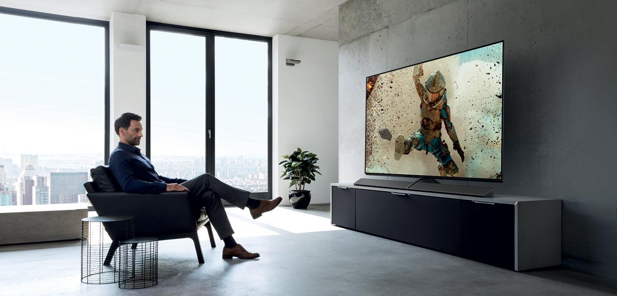 Panasonic 2017 TV