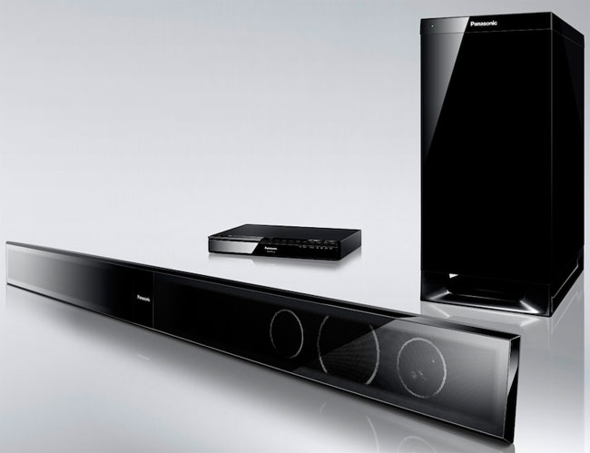 panasonic 39 s new sound bars sc htb550 sc htb20. Black Bedroom Furniture Sets. Home Design Ideas