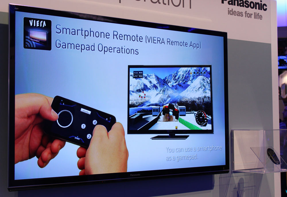 panasonic 2012 smart viera tvs with interactive apps review flatpanelshd. Black Bedroom Furniture Sets. Home Design Ideas