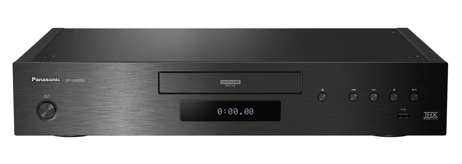Panasonic UB9000 UHD Blu-ray player