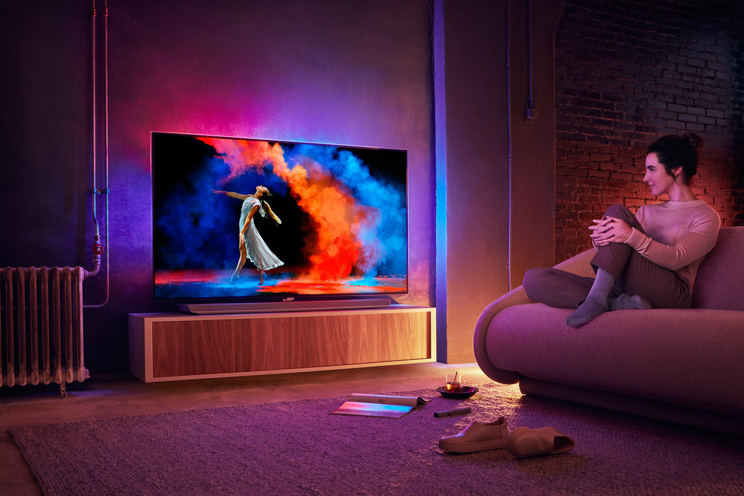 Philips 2018 OLED TV