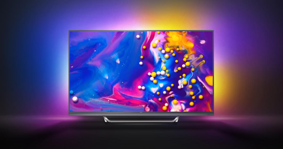 Philips' new 7000 & 6000 series feature UHD, Ambilight