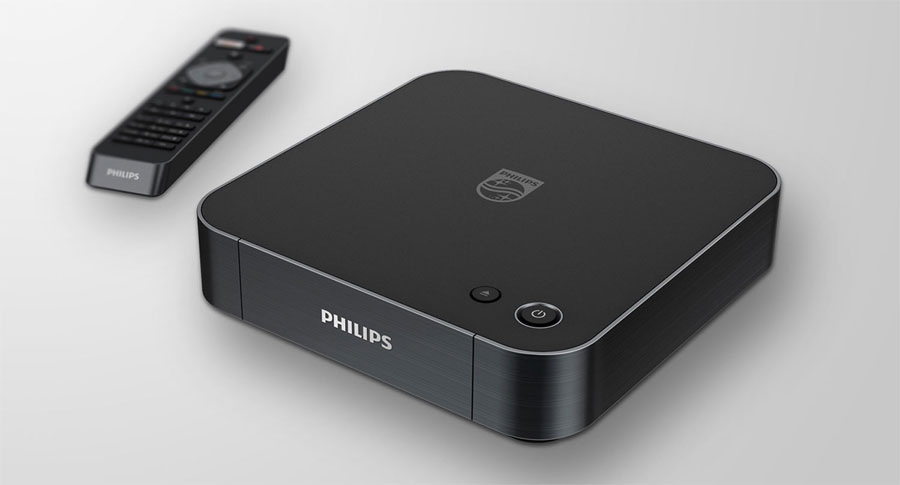 Philips UHD Blu-ray player