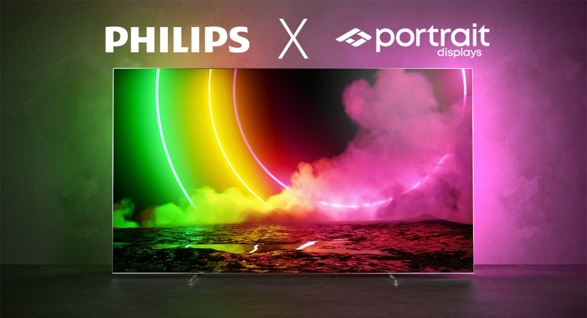 High-end Philips 2021 OLED & LCD TVs to support Calman auto-calibration