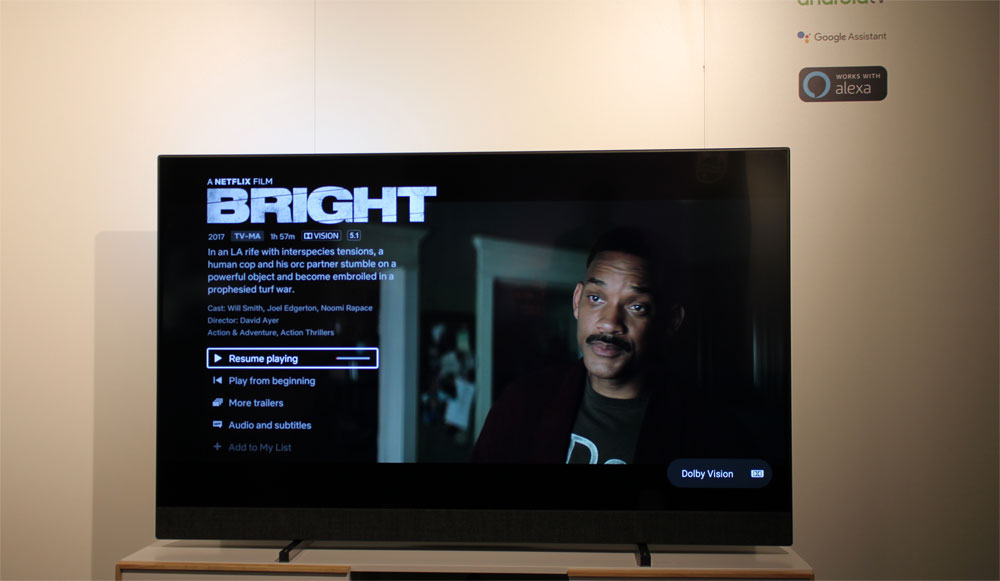 Philips 2019 Dolby Vision