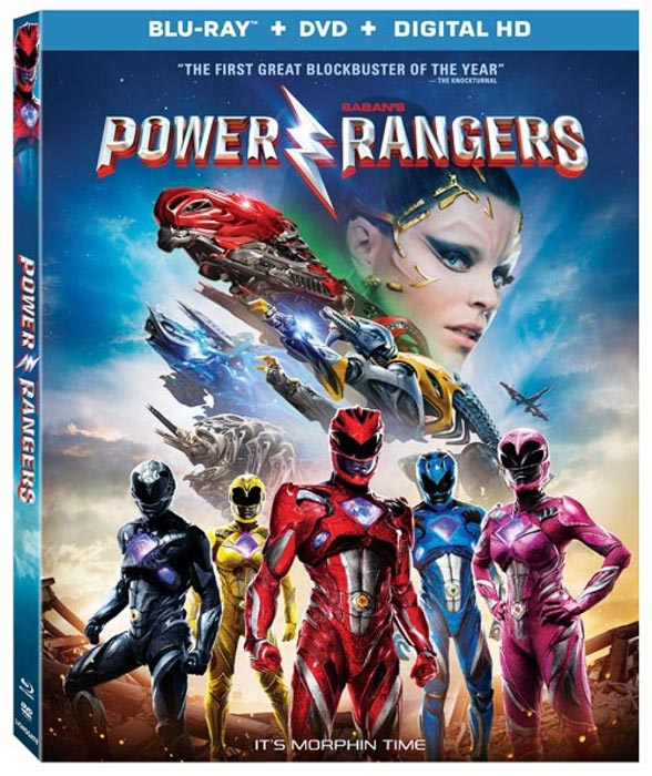 Power Rangers UHD Blu-ray