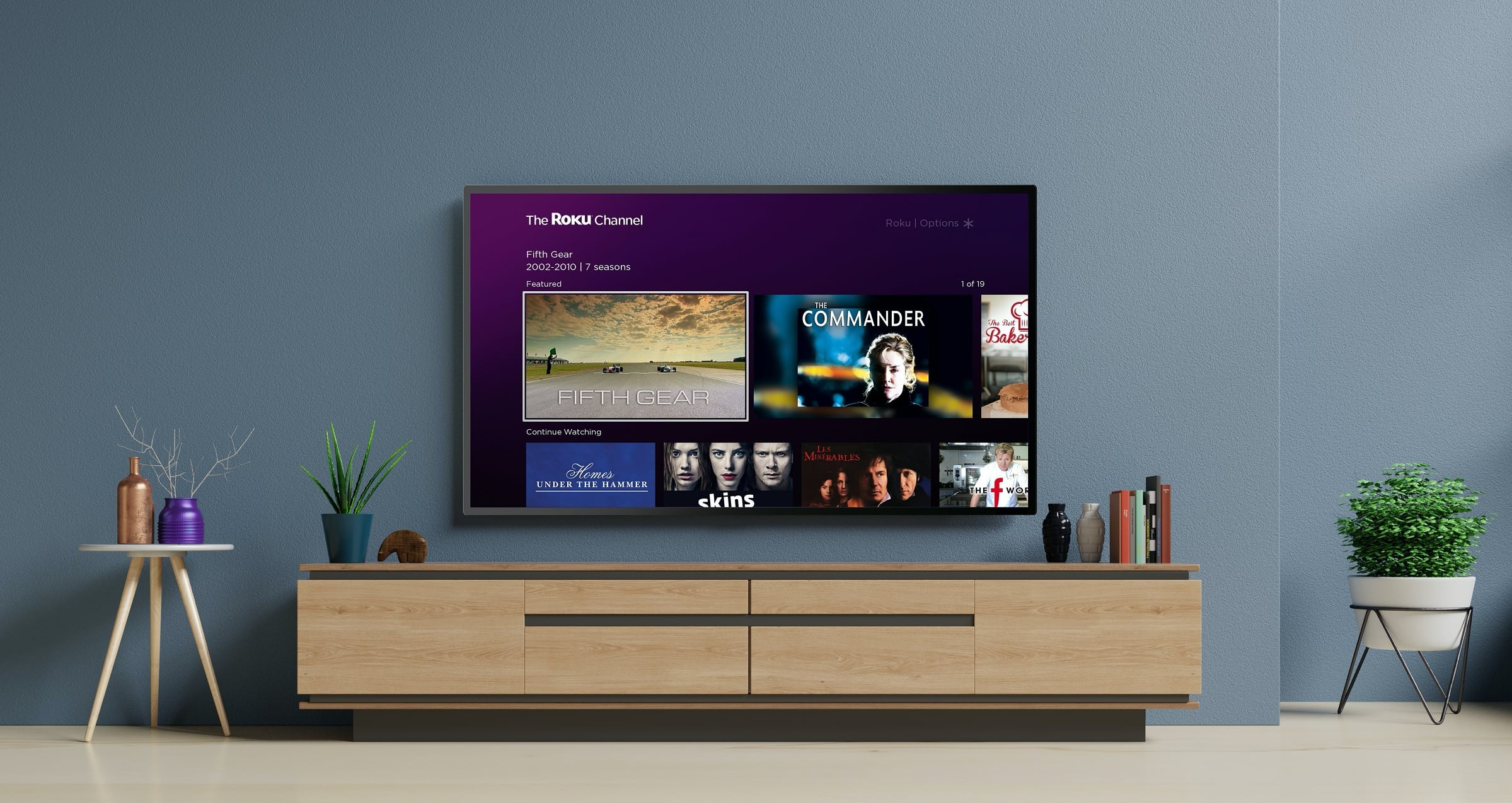 Best Free Roku Channels 2021 Roku launches its free, ad supported Roku Channel in the UK