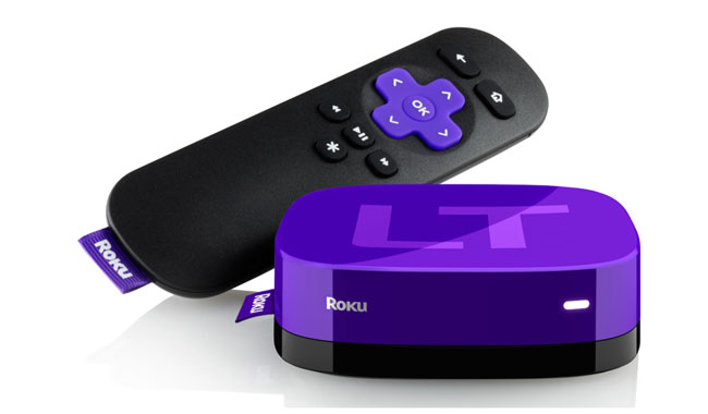 The new cheaper Roku LT