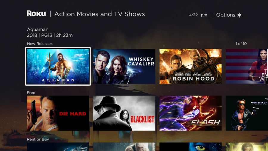 Roku rolls out OS 9 1 designed to make voice & text search