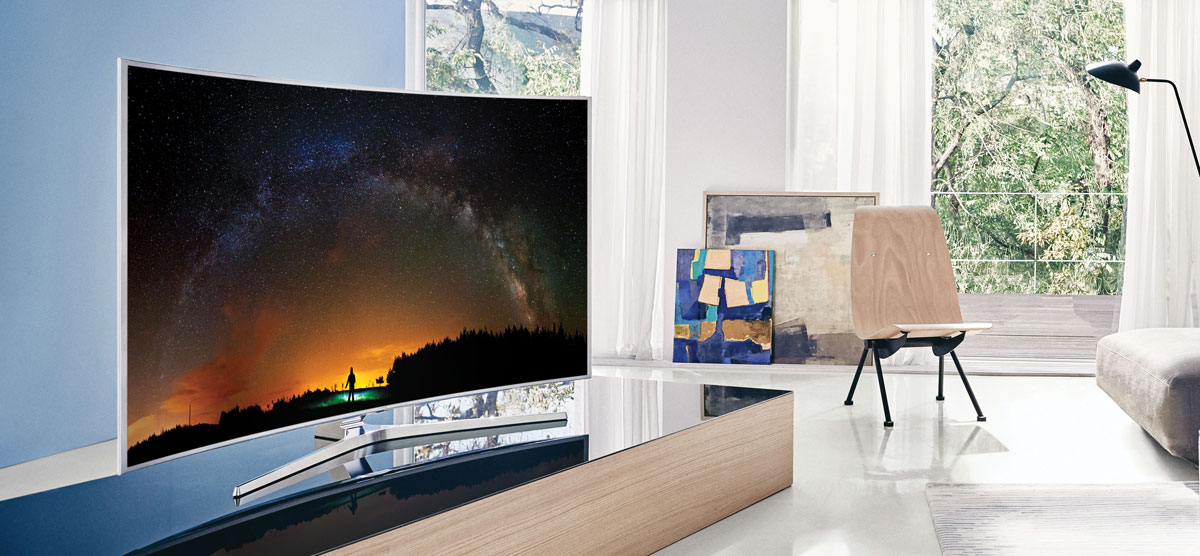 samsung curved tv in living room. samsung 2015 tv line-up curved tv in living room h