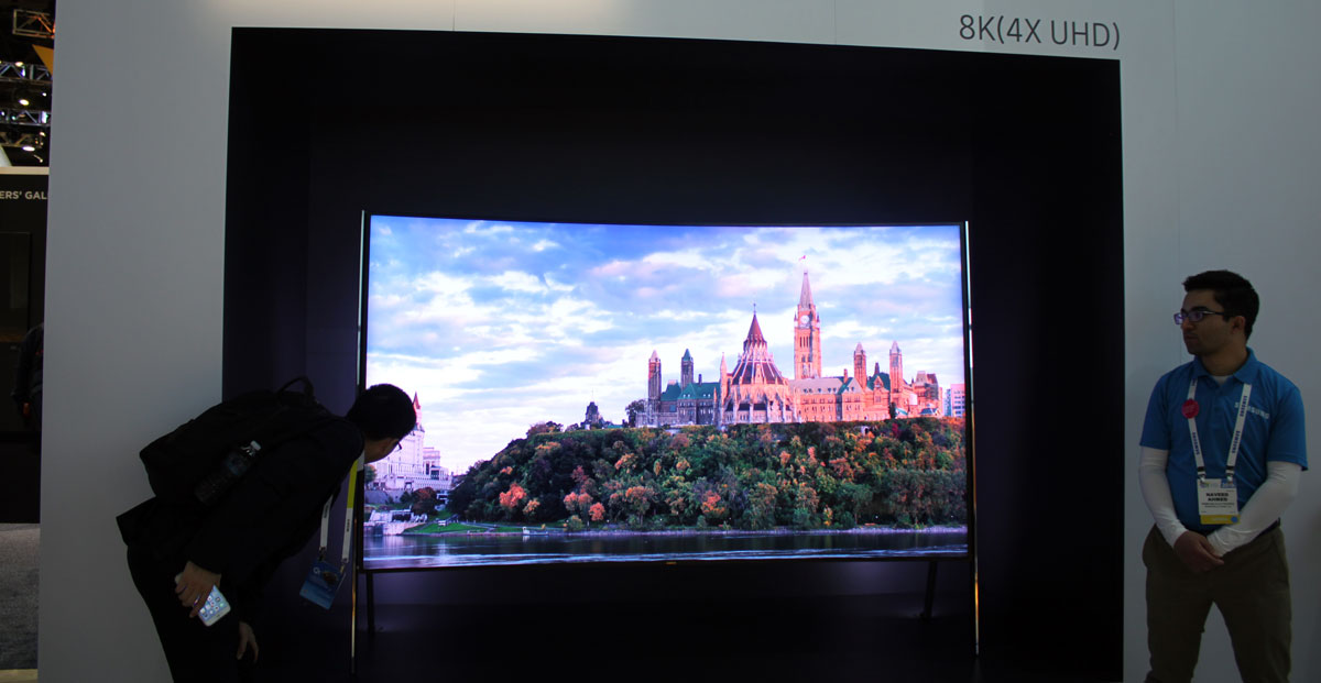 Hands-on with Samsung's 2016 SUHD TV - FlatpanelsHD