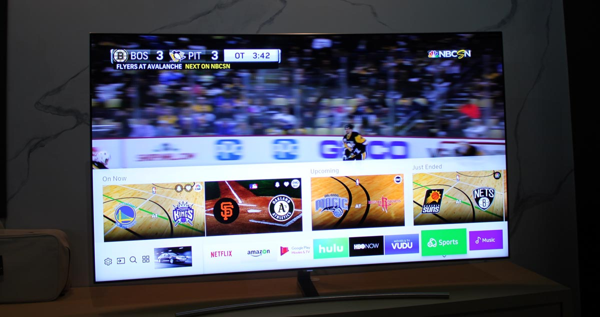 how to download apps on samsung smart tv 2017