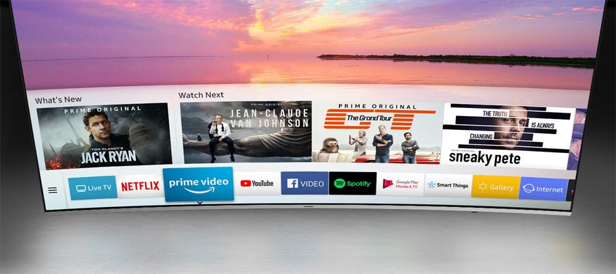 Samsung 2018 Tizen Smart TV