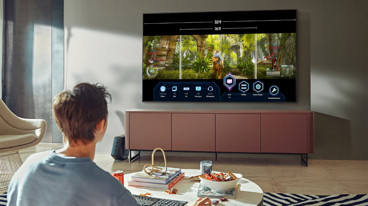 Samsung Game Bar TV