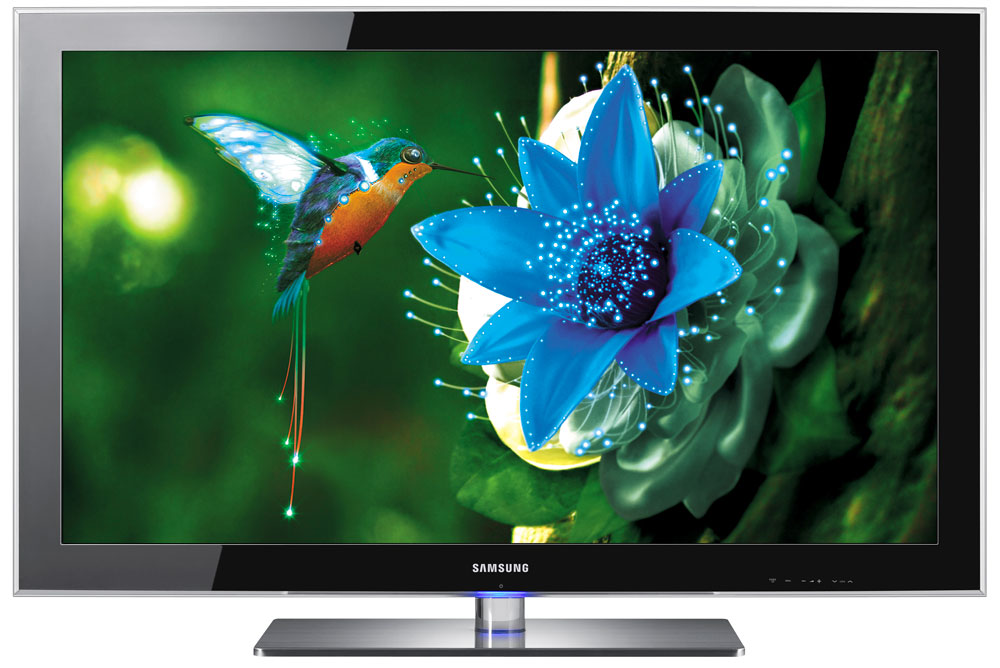 Samsung B8500 LED-TV series also coming review - FlatpanelsHD