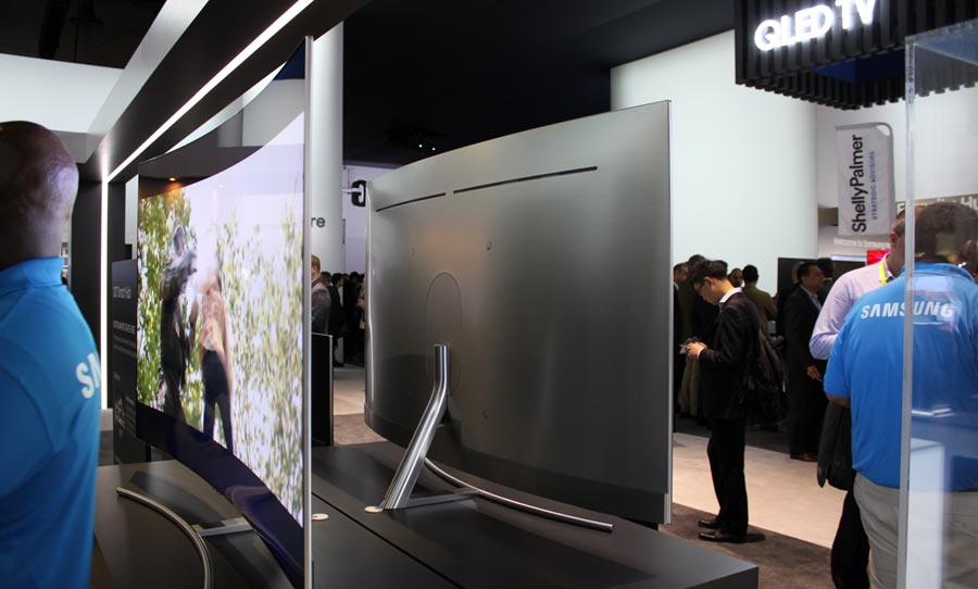 Samsung 2017 QLED LCDs