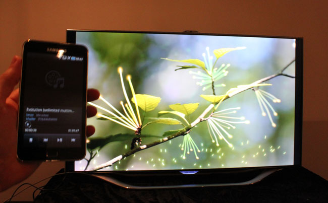 Samsung ES8000 review