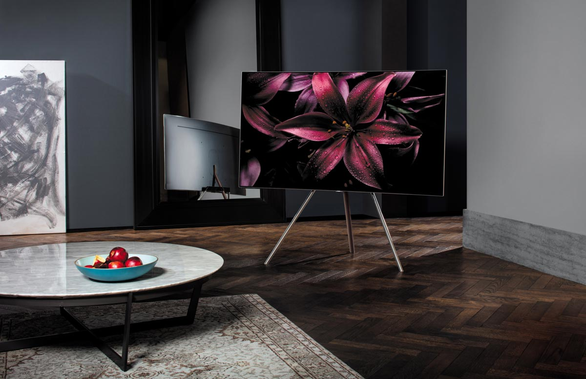 Image result for Samsung 88-inch Q9 TV to unveil in Europe in August end
