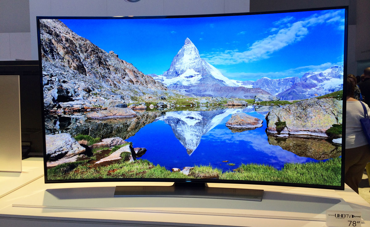 samsung 39 s new 4k u9000 u8550 what we know review flatpanelshd. Black Bedroom Furniture Sets. Home Design Ideas