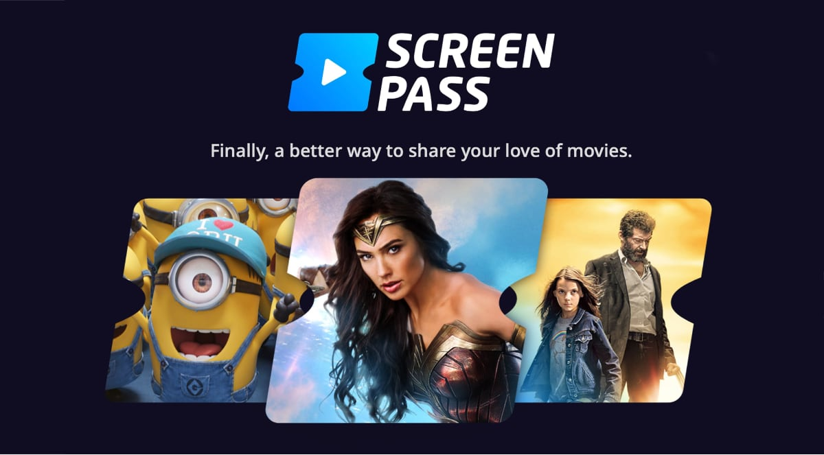 Movies Anywhere Screen Pass