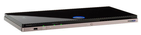 Sharp BD-HP90S 3D Blu-ray player