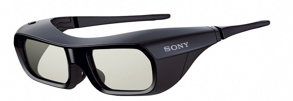 Flat 3d Glasses : Sony bravia tvs with led d monolithic design