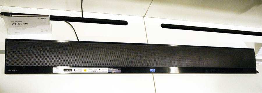 Sony CT790 soundbar