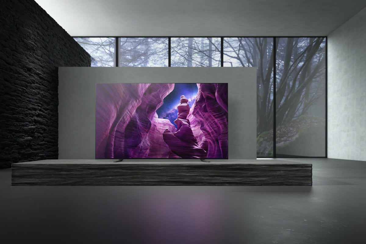 Sony A8 OLED TV