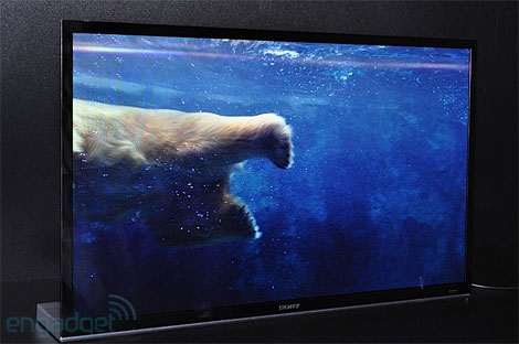 "Sony 24,5"" 3D OLED-TV"
