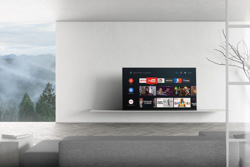 Sony resumes Android 8 Oreo update, rolling out now to 2016+ TVs
