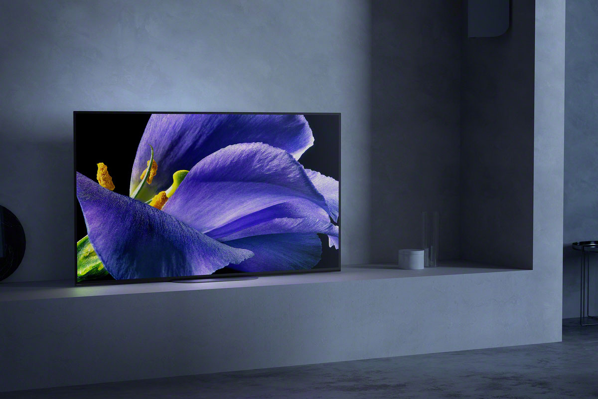 Sony unveils 2019 4K OLED & LCD TVs - A9G, A8G, X950G