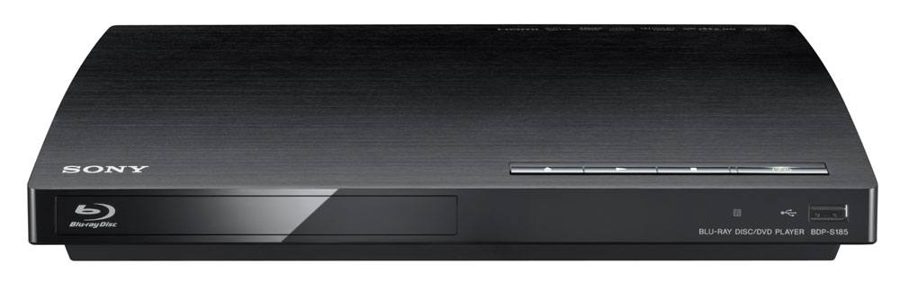 Sony BDP-S186 Blu-ray Player Drivers